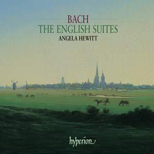 Bach, J S: English Suites Nos. 1-6, BWV806-811 Product Image