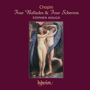 Chopin - Four Ballades & Four Scherzos Product Image