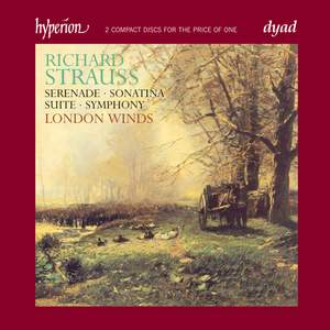 Richard Strauss - The Complete Music for Winds Product Image