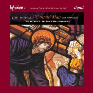 John Sheppard - Cantate Mass