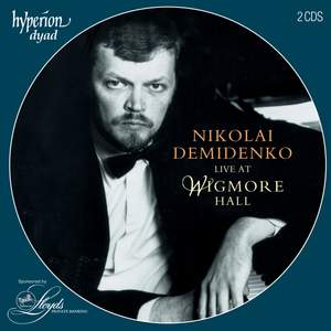 Nikolai Demidenko - Live at Wigmore Hall