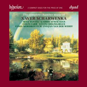 The Complete Chamber Music of Xaver Scharwenka Product Image
