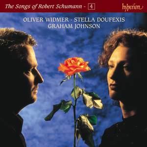 The Songs of Robert Schumann - Volume 4