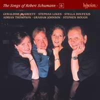 The Songs of Robert Schumann - Volume 6