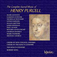 Purcell - The Complete Sacred Music (The Complete Anthems and Services)