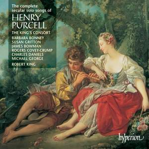 Purcell - Complete Secular Solo Songs Product Image
