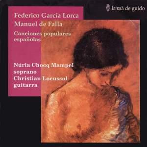 Canciones populares españolas (Spanish Popular Songs) Product Image