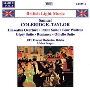 British Light Music - Samuel Coleridge-Taylor