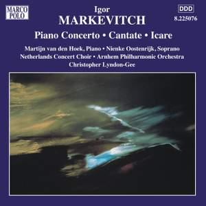 Igor Markevitch: Orchestral Music, Vol. 6