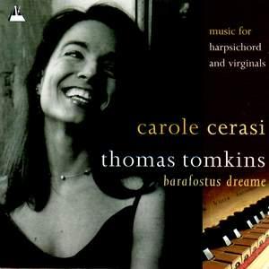 Thomas Tomkins - Barafostus' Dreame