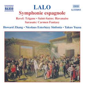 Lalo: Symphonie espagnole, Op. 21, etc.