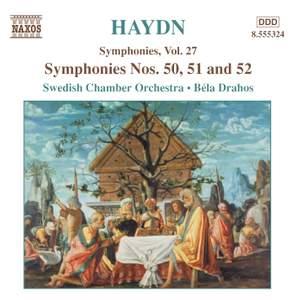 Haydn - Symphonies Volume 27
