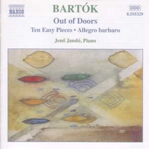 Bartók: Piano Music Volume 3