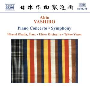 Yashiro: Piano Concerto, etc.