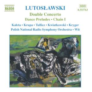 Lutosławski: Concerto for Oboe, Harp, and Chamber Orchestra, etc.