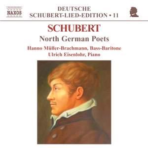 Volume 11 - North German Poets