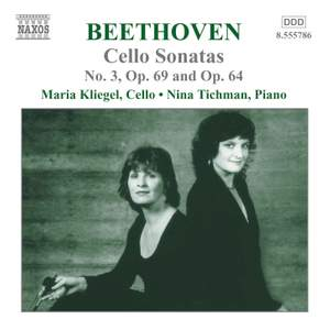 Beethoven - Music for Cello and Piano, Vol.2