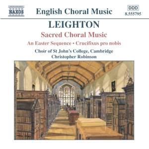 Leighton - Sacred Choral Music
