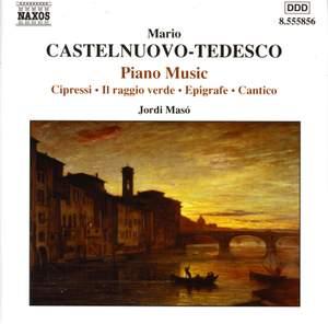 Castelnuovo-Tedesco - Piano Music