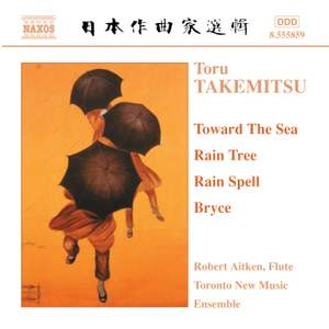 Takemitsu - Chamber Music Product Image