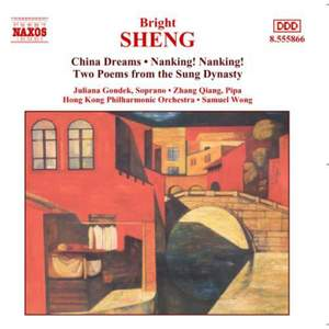 Sheng: Orchestral Works Product Image