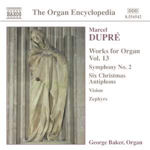 Dupre: Works For Organ, Vol. 13 Product Image