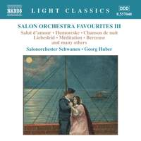 Salon Orchestra Favourites III
