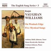 Five Mystical Songs (version for solo voice), On Wenlock Edge and other songs