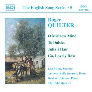 The English Song Series Volume 5 - Roger Quilter 1