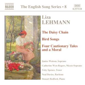 The English Song Series Volume 8 - Liza Lehmann Product Image