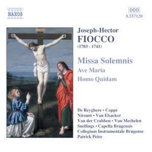 Fiocco - Missa Solemnis