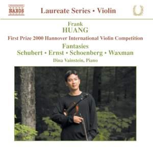 Violin Recital: Frank Huang