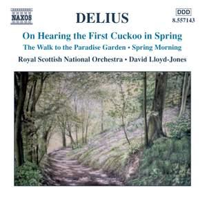 Delius: Pieces (2) for Small Orchestra, etc.