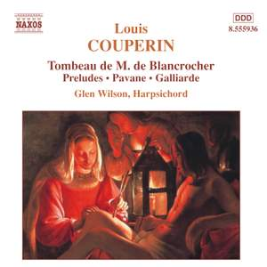 Couperin, L: Five Pieces in D, etc.