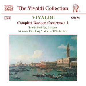 Vivaldi - Complete Bassoon Concertos Volume 1