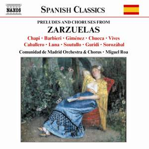 Preludes & Choruses from Zarzuelas Product Image