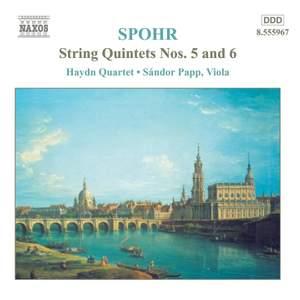 Spohr - String Quintet Nos. 5 & 6