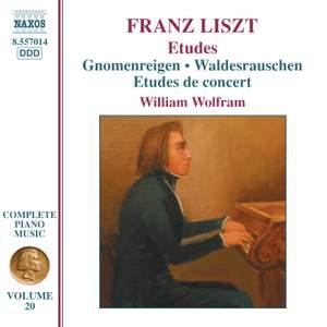 Liszt: Complete Piano Music Volume 20