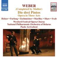 Weber: Die Drei Pintos (The Three Pintos)