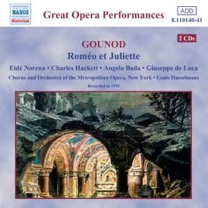 Gounod: Roméo et Juliette Product Image