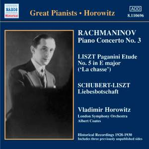 Great Pianists - Vladimir Horowitz