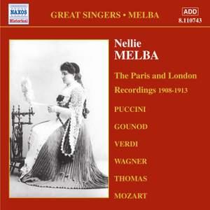 Great Singers - Nellie Melba