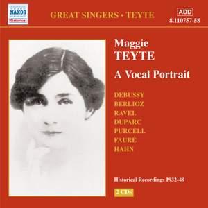 Great Singers - Maggie Teyte