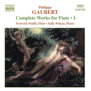 Gaubert - Complete Works for Flute Volume 1