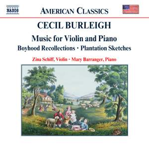 American Classics - Cecil Burleigh Product Image