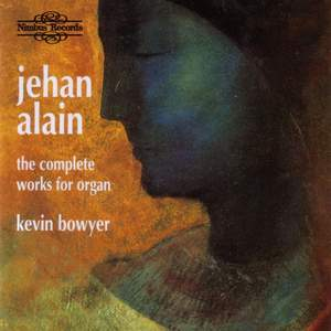 Jehan Alain - The Complete Works for Organ Product Image