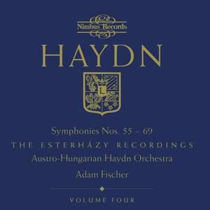 Haydn Symphonies Volume 4, Nos. 55-69
