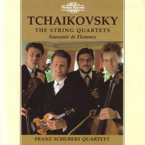 Tchaikovsky - String Quartets Product Image