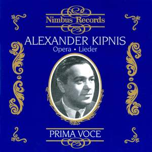 Alexander Kipnis Product Image