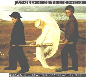 Angels hide their faces